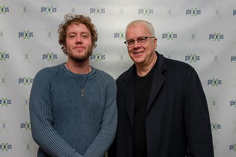 Jack Henry Robbins and Tim Robbins
